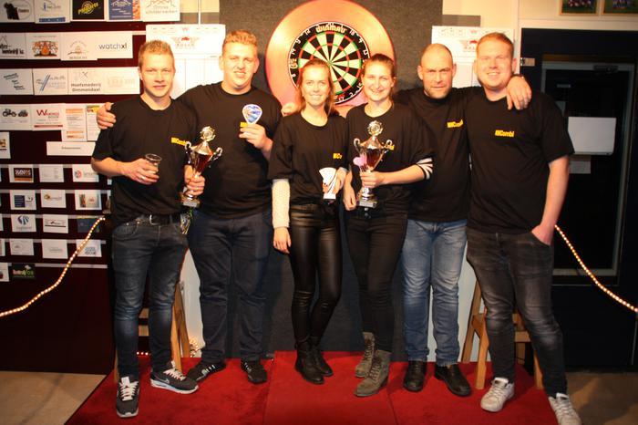 Kampioenen Darts 2019