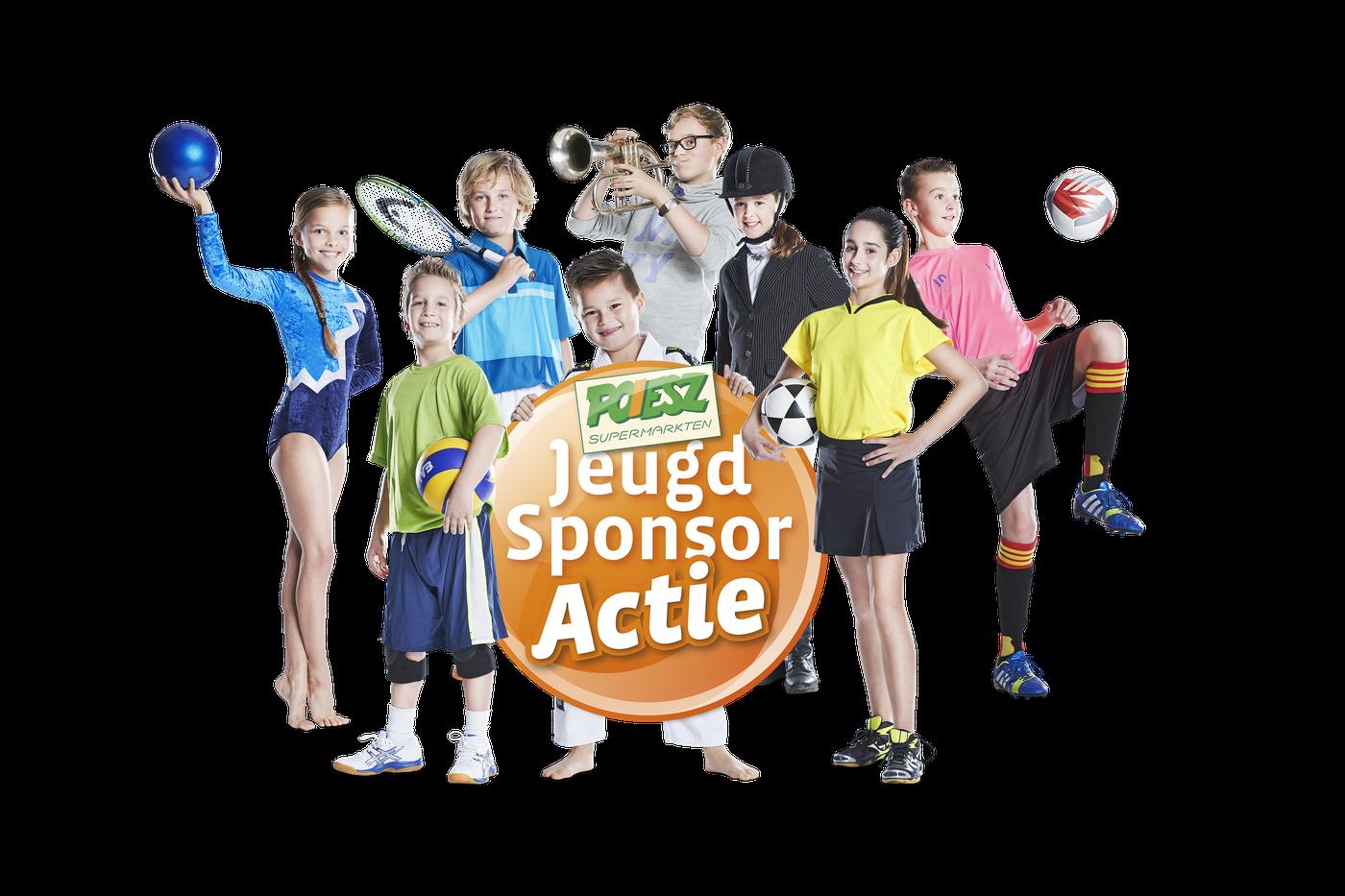 Spaar Jeugd Sponsor Munten voor onze club!