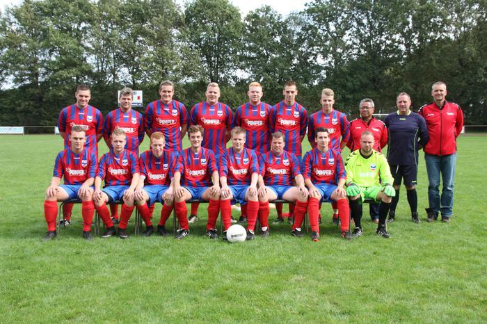 Nieuw seizoen Eerste elftal