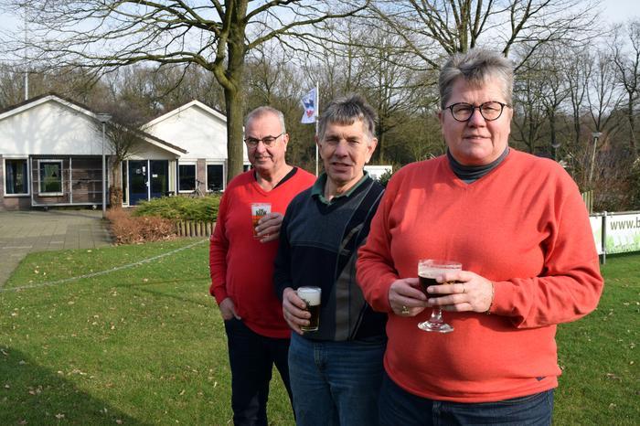De Klok bier in Hooghalen