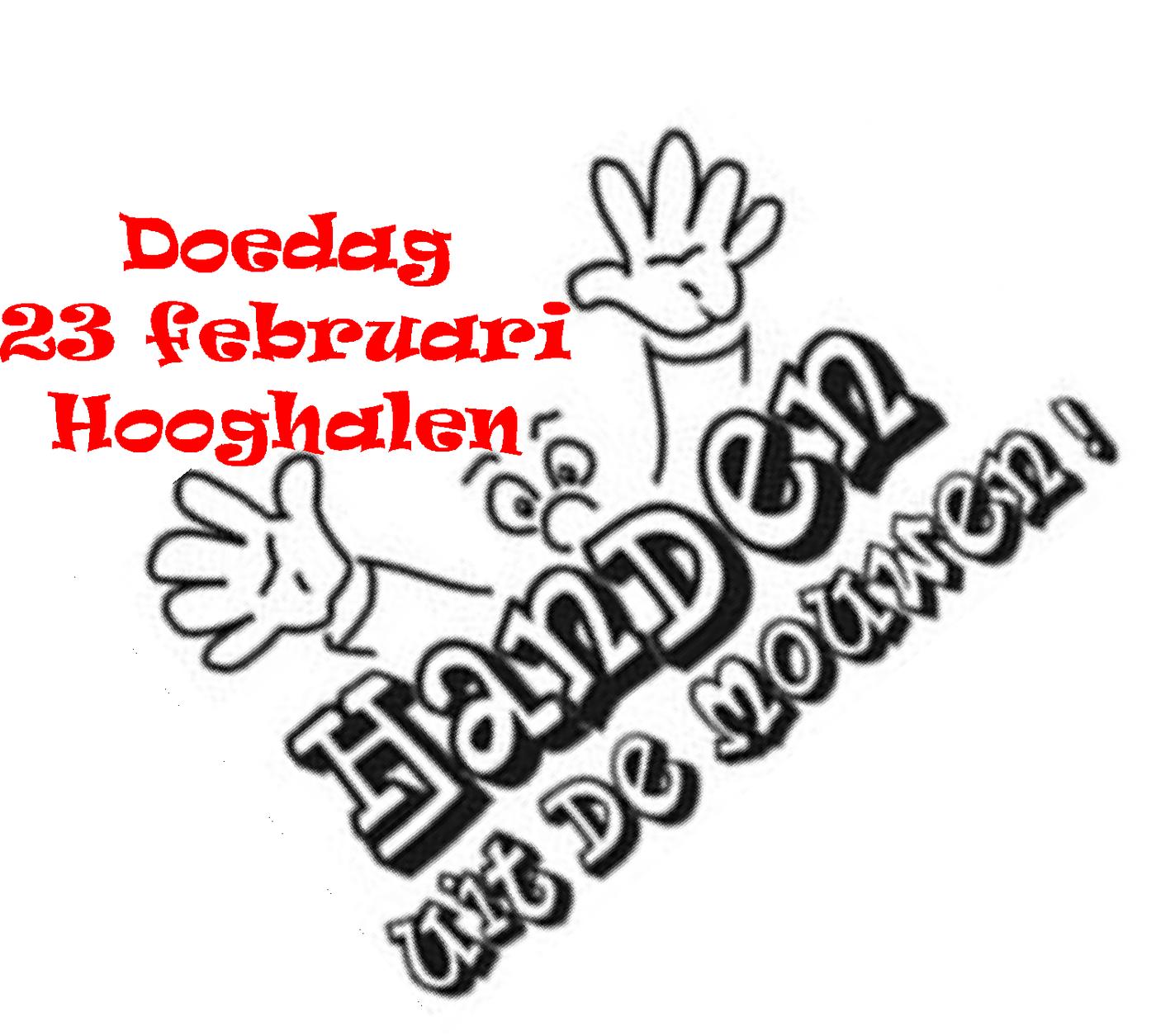 Doedag 23 februari 2019