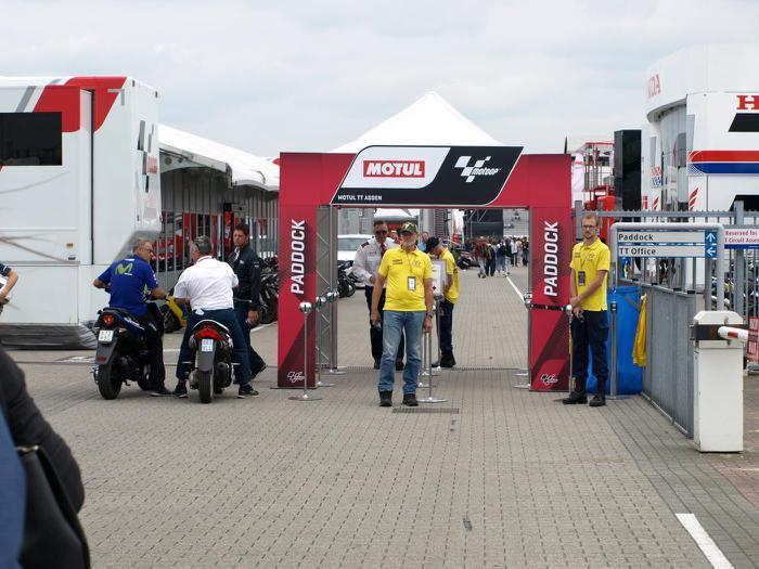 Toegangscontrole Dutch TT 2020 en WK Superbike
