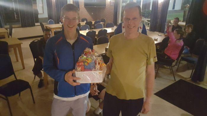 Schutterstoernooi en Leonidas Series 2017