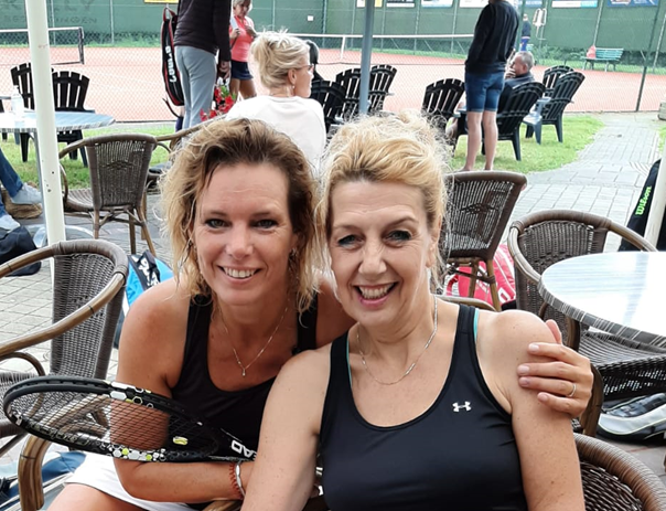 Tenniskampioenen!